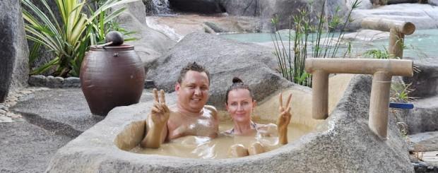 Nha Trang mud bath